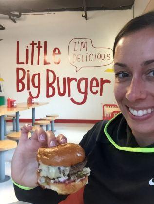 meg little big burger